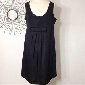 Duo Maternity Black Knit Dress